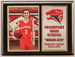 Senior & Parent Night Recognition